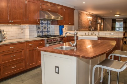 1249 Garden St - kitchen