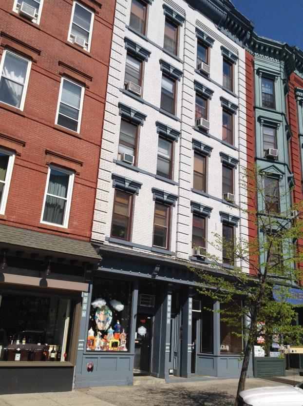 1102 Washington St #1 - front