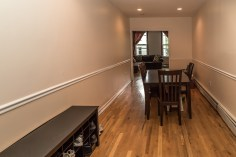 120 Monroe St #2 - dining room