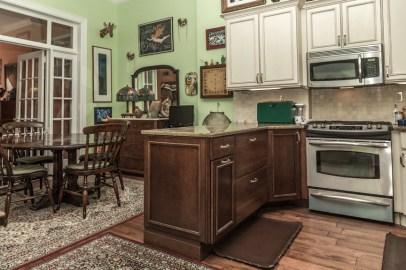 736 Garden St #2 - Kitchen & Dining