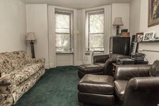 1106 Washington St #2S - living room