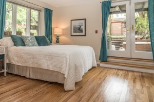 509 Garden St #1 - Bedroom