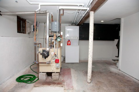 276 Webster Ave - Basement