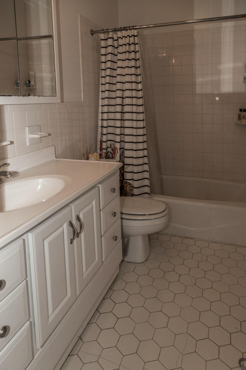 736 Garden St Apt D - bathroom
