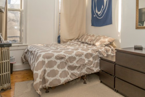 126 Madison St #2 - bedroom