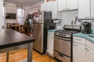 126 Madison St #2 - kitchen