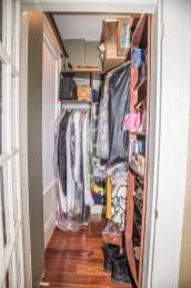 825 Willow Ave - closet