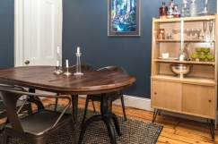 828 Washinghton St Apt 3 - dining room