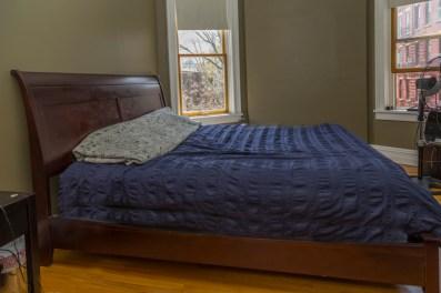 161 10th St - bedroom