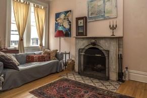 162 9th St - living room