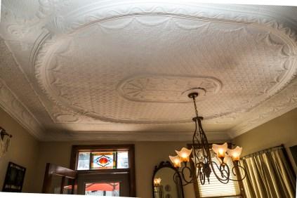 325 Park Ave - ceiling