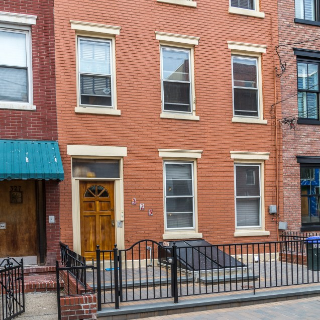 325 Park Ave - front wide