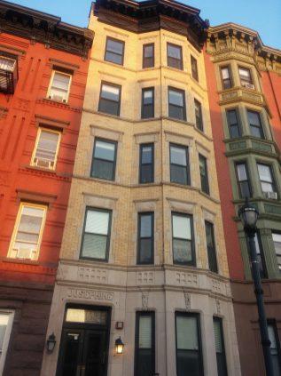815 Washington St #4 - front