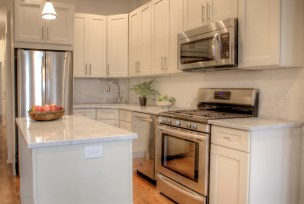 815 Washington St #4 - kitchen