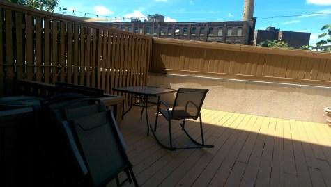 72 Park Ave. #1B - deck 2