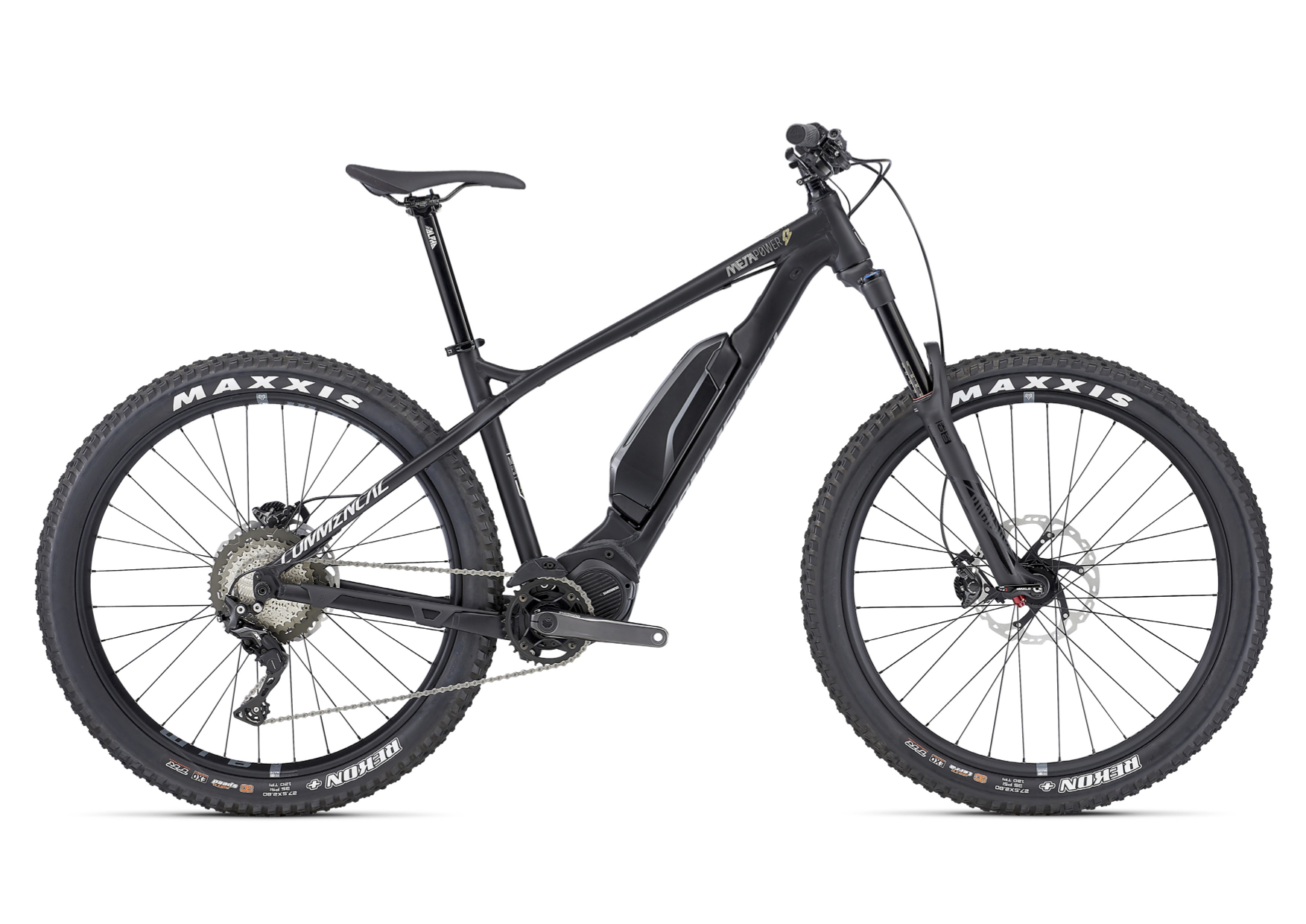Commencal Goes Full E Mtb With Meta Power