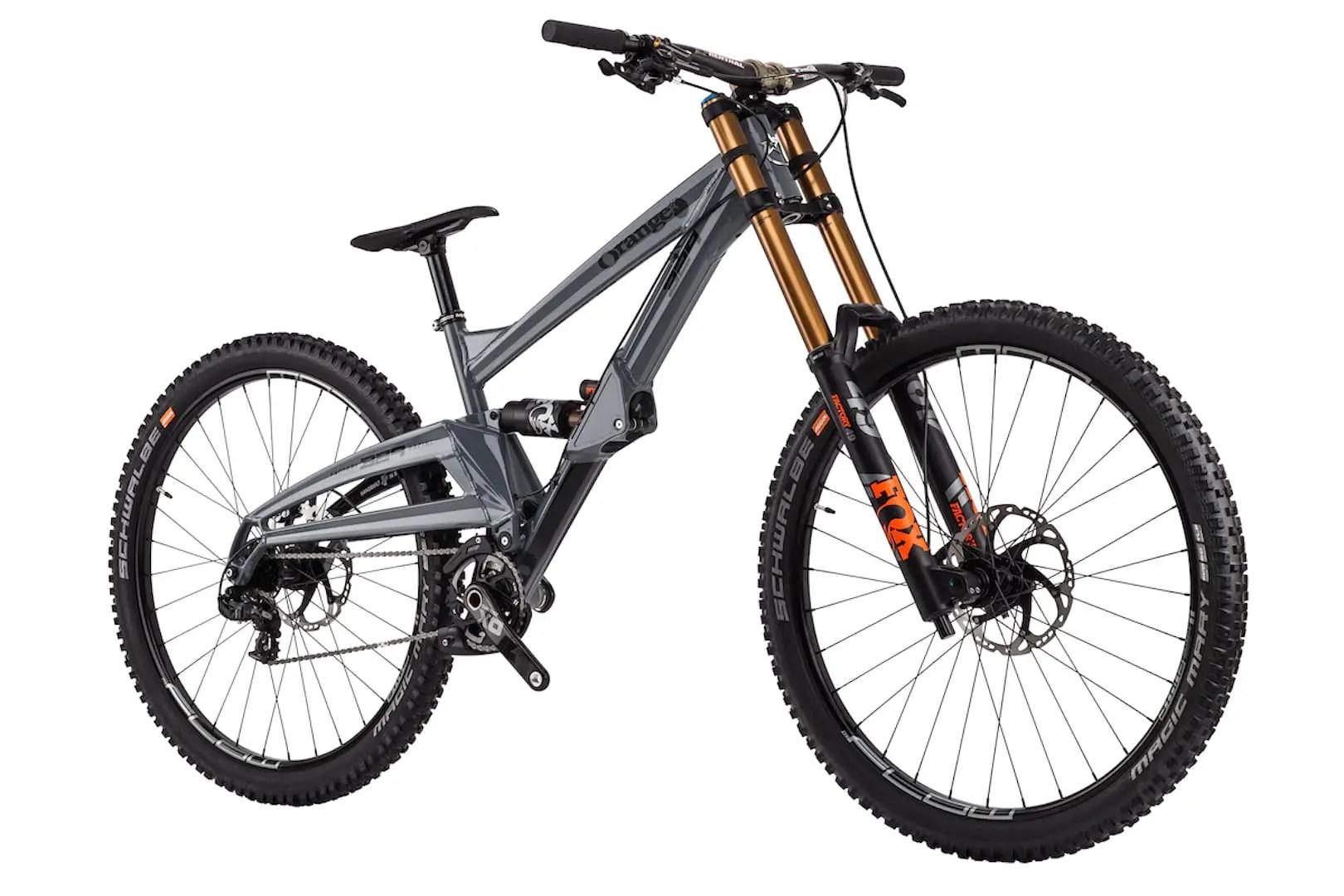 Orange 329 29er Downhill Race Park Bike Released