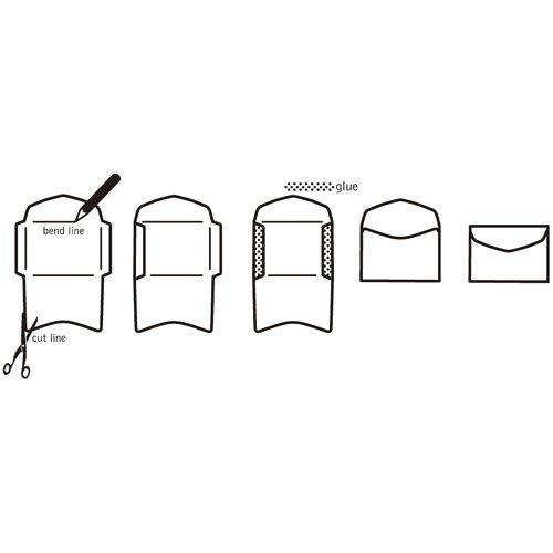 封筒テンプレート