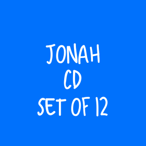 Jonah CD – Set of 12