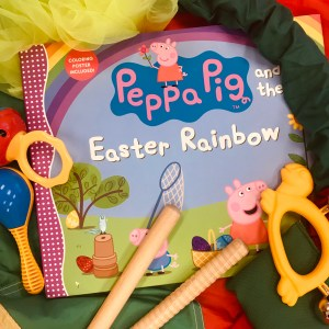 Easter Rainbow Curricula – Single Lesson