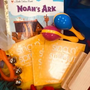 Noah's Ark Boogie Curriculum – 8 Lessons