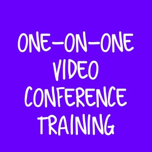 One-On-One Video Conference Training