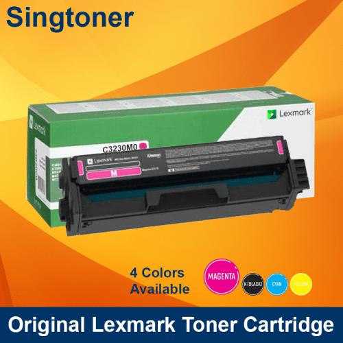 Lexmark C3230M0 Magenta Print Cartridge for MC3326 1.5K