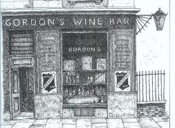 48 Gordon's wine bar