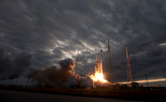 Eye on the Future Can Elon Musk and SpaceX Take Space ...