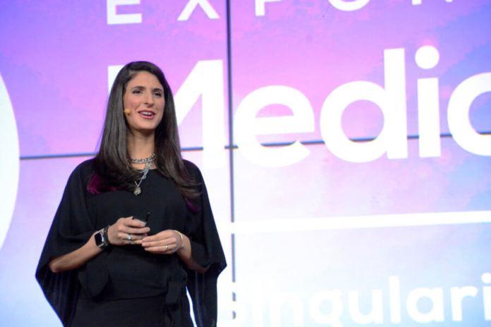 NIna Tandon Exponential Medicine Summit 2018