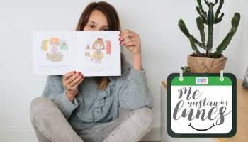 Clara y Pepo, un proyecto de Verkami en Me gustan los lunes, el podcast de Singular Shirts