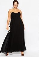 Silhouette robes de soirée