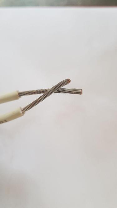 tin-coated copper wire