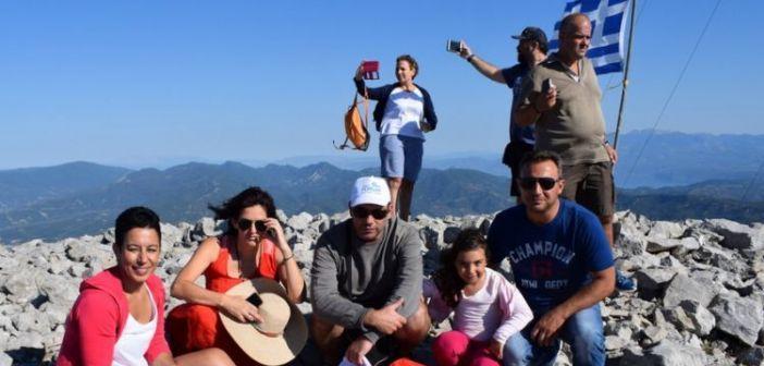 18η ανάβαση στη Κλόκοβα με μεγάλη συμμετοχή (ΔΕΙΤΕ ΒΙΝΤΕΟ)