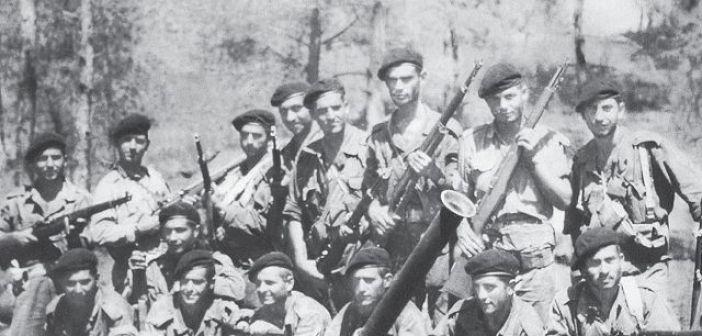 Αποτέλεσμα εικόνας για «Έφυγε» ο Γεώργιος Χολής, Αιτωλοακαρνάνας καταδρομέας που συμμετείχε σε πολεμικές επιχειρήσεις στην Κύπρο το 1974