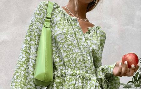 Risultato immagini per ngjyra e gjelber mode