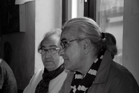 Ramiro Marrodán, David Blanco Aristin