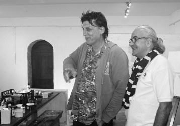 Ron Weijers, David Blanco Aristin