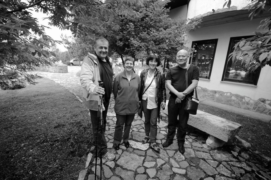 Črtomir Frelih, Jelka Frelih, Huiqin Wang, Cheng Yong