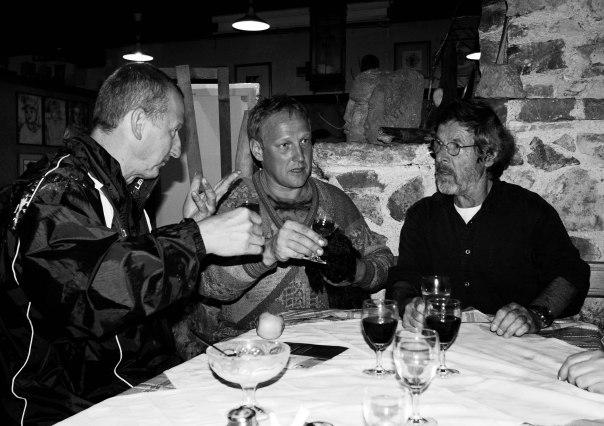 Eduard Belsky, Serhiy Sauchenko, Mario Palli