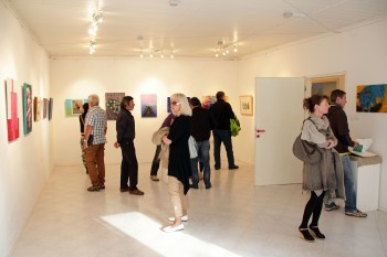 small works exhibition