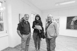 Herman Gvardjančič, Beti Bricelj, Željko Mucko