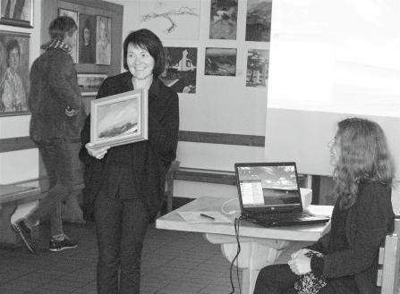 Anamarija Stibilj Šajn, prof. dr. Ana Kučan