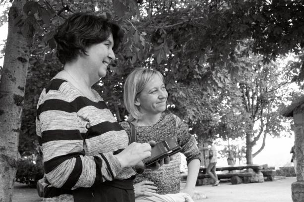 Helga Kristjánsdóttir, Malgorzata Chomicz