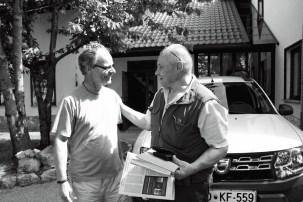 Walter Köstenbauer, Hieronim Vidmar