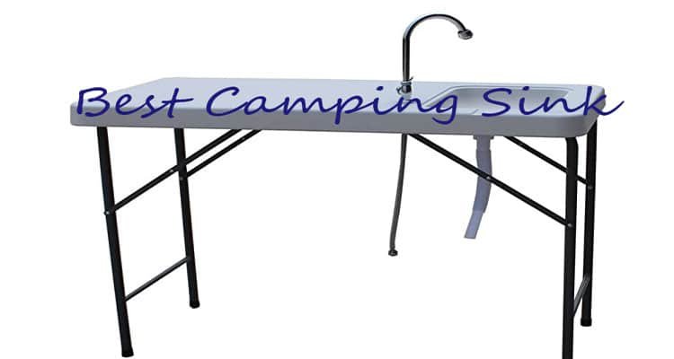 best portable camp sinks for 2021