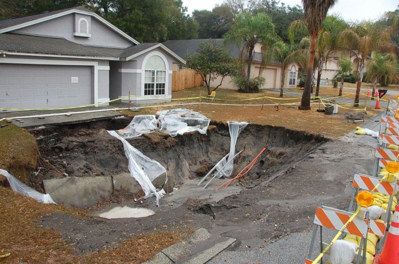 Invigorating What Causes Sinkholes Lakes Interactive