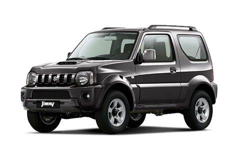 """Se termina la era de producción del Suzuki Jimny """"tradicional"""""""