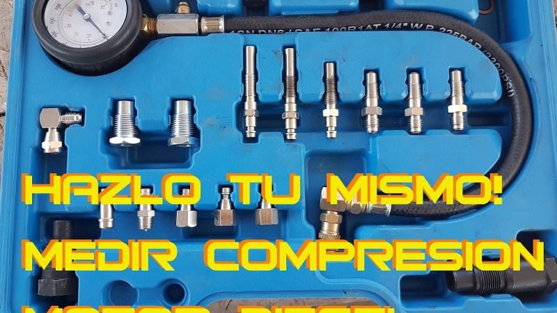 Hazlo tu Mismo – Compresión Diesel