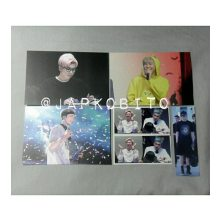 Postcards, Stickers and Bookmark